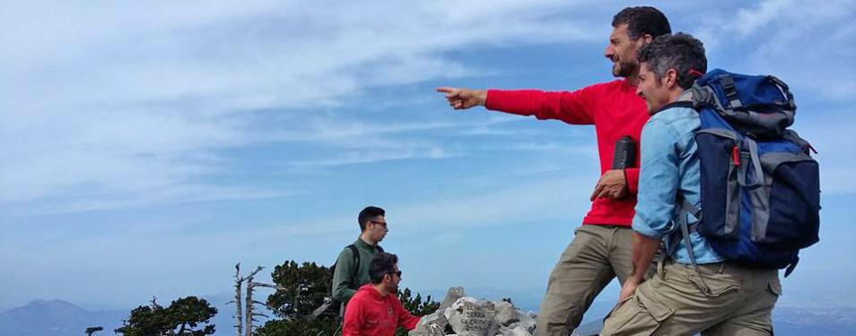 Guida Escursionistica Giuseppe Cosenza...