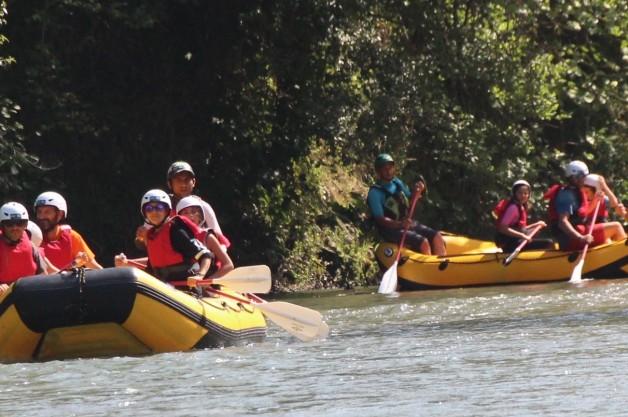 rafting natura